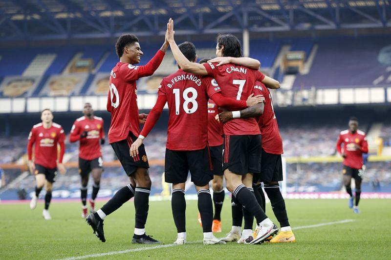 Link Live Online Streaming Manchester United vs Everton, Pertandingan Dua Pelatih Jenius