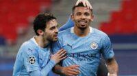 Manchester City memenangkan 42 dari 43 pertandingan terakhir yang dicetak Gabriel Jesus (Foto: BBC/Reuters)