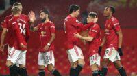 Manchester United (MU) mengalahkan Southampton dengan skor telak 9-0 dalam lanjutan Liga Premier, Rabu (03/02/2021) dini hari WIB (Dok. Istimewa)