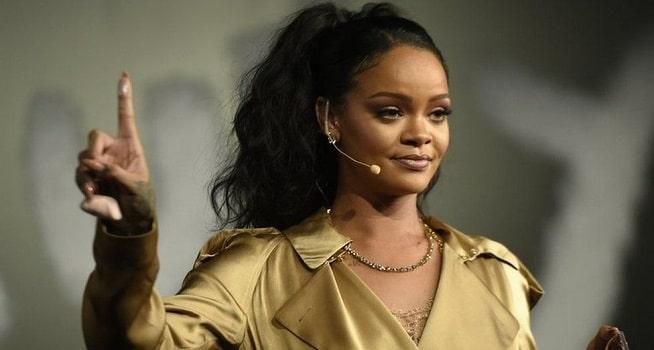 Bintang pop AS Rihanna (Foto: BBC/Getty Images)