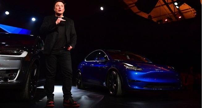 Bos Tesla Elon Musk (Foto: BBC/Getty Images)