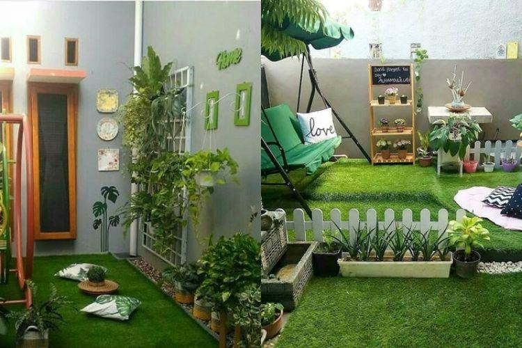 Tips dan Trik Membuat Taman di Rumah Minimalis Agar Sedap Untuk Dipandang