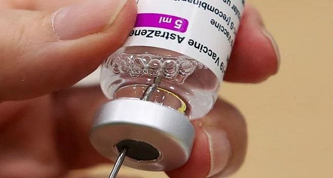 Vaksin AstraZeneca (Foto: ndtv.com)
