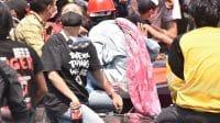 Deng Jia Xi, mengenakan kaos bertuliskan 'Everything will be ok' menjadi salah satu korban meninggal dalam aksi demonstrasi menentang kudeta militer Myanmar (Foto: The Telegraph)