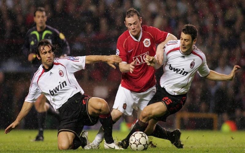 Link Live Online Streaming AC Milan vs Manchester United, Derby Setan Merah