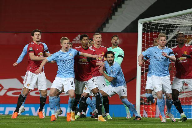 Link Live Online Streaming Manchester City vs Manchester United, Derby Keras