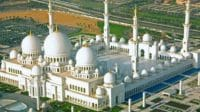 Desain Masjid Raya Syeikh Zayed Solo (Dok. Istimewa)