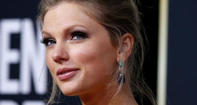 Taylor Swift (Foto: BBC/Reuters)