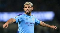 Striker Manchester City Sergio Aguero (Foto: BBC/Getty Images)