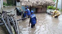 Banjir bandang terjadi di Flores Timur, Nusa Tenggara Timur (NTT) dan merenggut nyawa puluhan warga setempat (Dok. Istimewa)