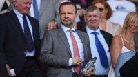 Wakil Ketua Eksekutif Manchester United Ed Woodward bakal mundur dari jabatannya akhir tahun ini (Foto: BBC/Getty Images)
