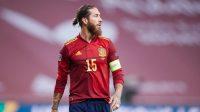 Apa ? Sergio Ramos Dicoret Dari Skuad Timnas Spanyol Euro 2020 ?