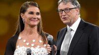 Bill Gates dan Melinda resmi mengumumkan perceraian mereka setelah 27 tahun menikah (Foto: BBC/Getty Images)
