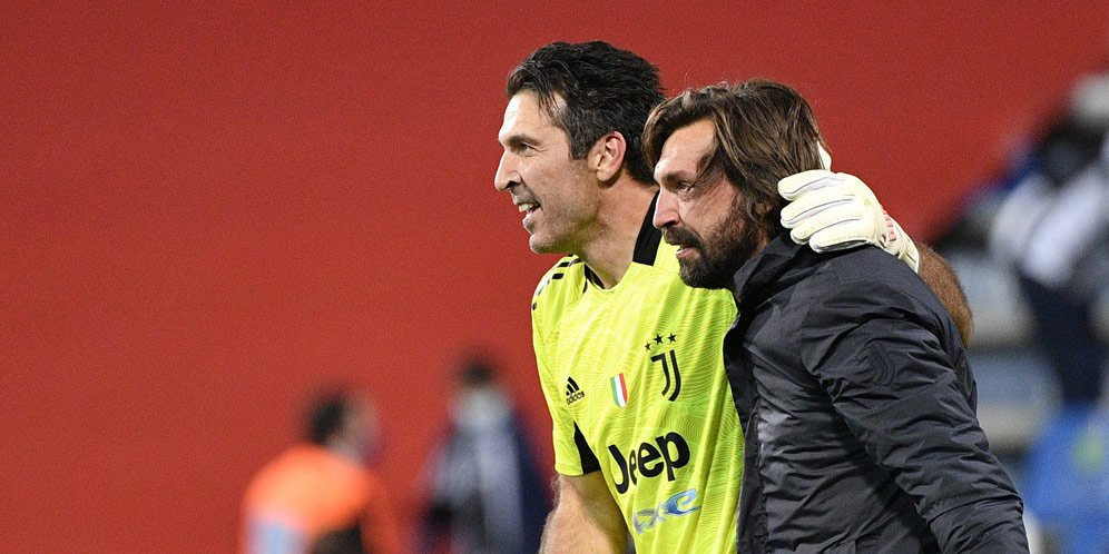 Menyentuh ! Ini Isi Surat Dari Buffon Untuk Fans Juventus