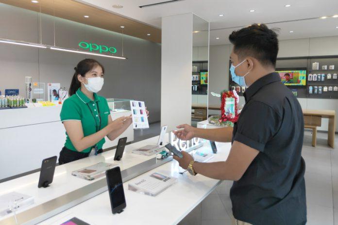 OPPO Store Hadir Perdana untuk Konsumen Indonesia