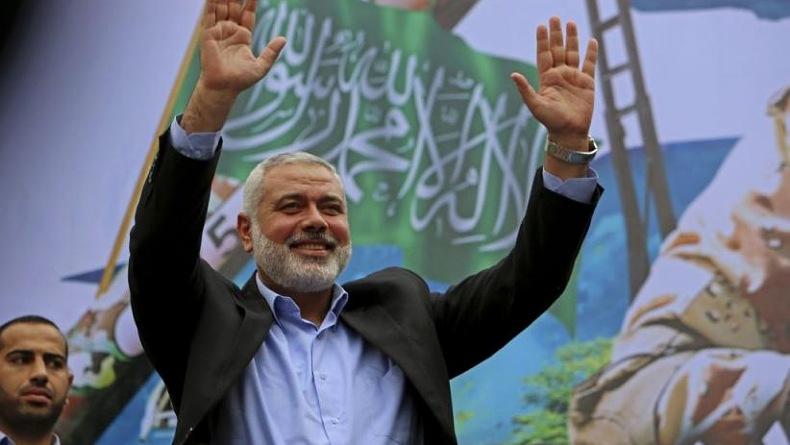 Pemimpin Hamas, Ismail Haniyeh Mengirim Surat Kepada Jokowi, Apa Isinya ?