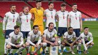 Skuad Tim Nasional (Timnas) Inggris (Foto: BBC/Getty Images)