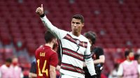 Euro 2020: Brace Cristiano Ronaldo Dekatkan Dirinya Dengan Rekor Legenda Iran