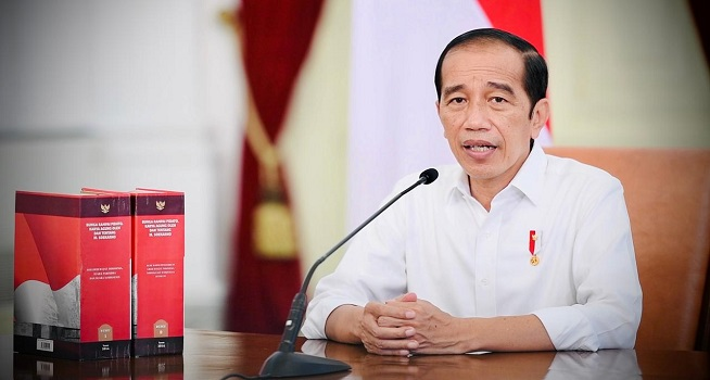 Presiden RI Joko Widodo (Jokowi). (Foto: BPMI Setpres)