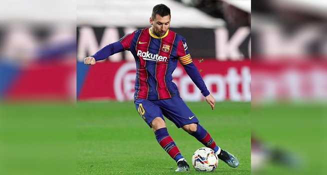 Lionel Messi (Foto: Instagram/@leomessi)