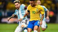 Reuni Final Copa America, Brasil vs Argentina, Neymar vs Messi, Siapa Yang Terbaik ?