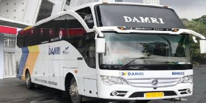DAMRI mendukung pemerintah menekan penyebaran Covi-19. Hal tersebut dilakukan dengan memperketat dokumen syarat pelaku perjalanan selama PPKM (Foto: damri.co.id)