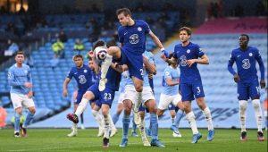 Chelsea kala berjumpa Manchester City diajang Liga Inggris